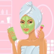 Verstopfte Poren verfeinern